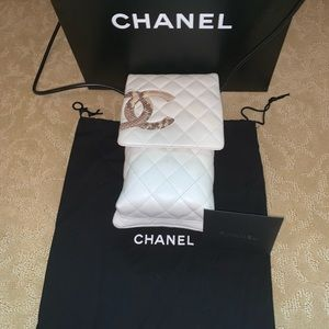 Chanel crossbody Cambon Pochette Quilted CC